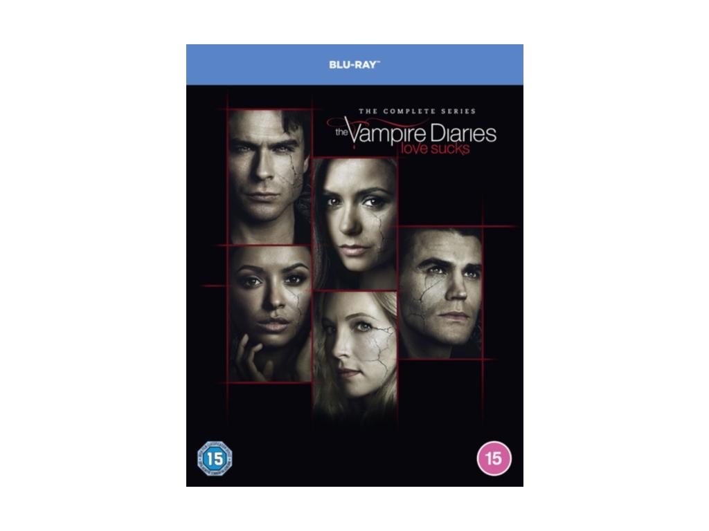 Vampire Diaries S1-8 (Blu-ray)