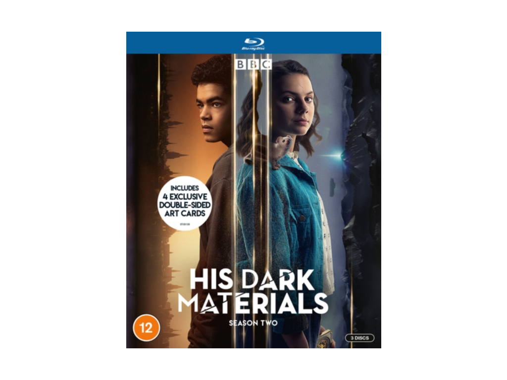 His Dark Materials Season 2 (Blu-ray)