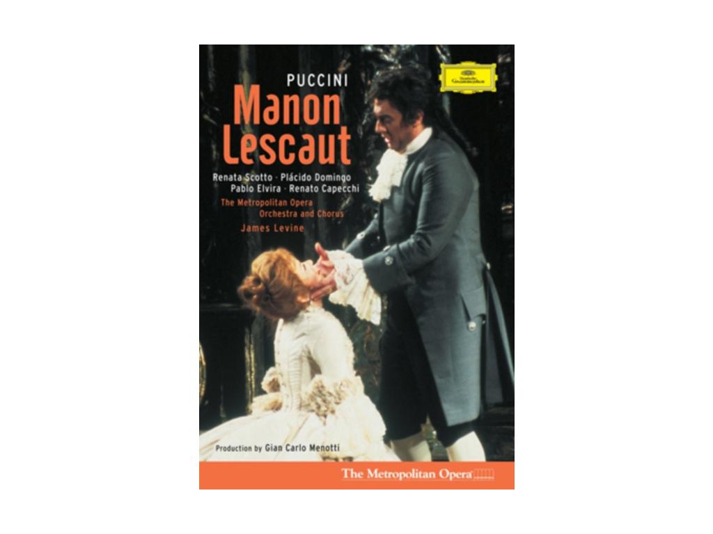 Puccini - Manon Lescaut (Various Artists) (DVD)