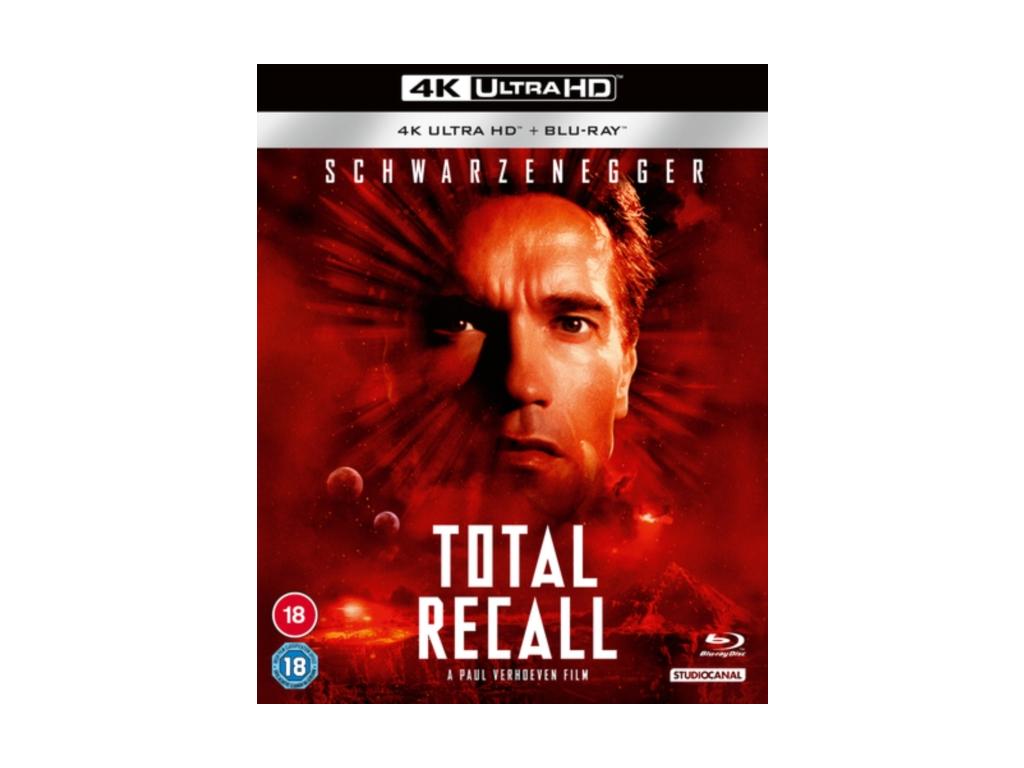 Total Recall 4K [Blu-ray] [2020]