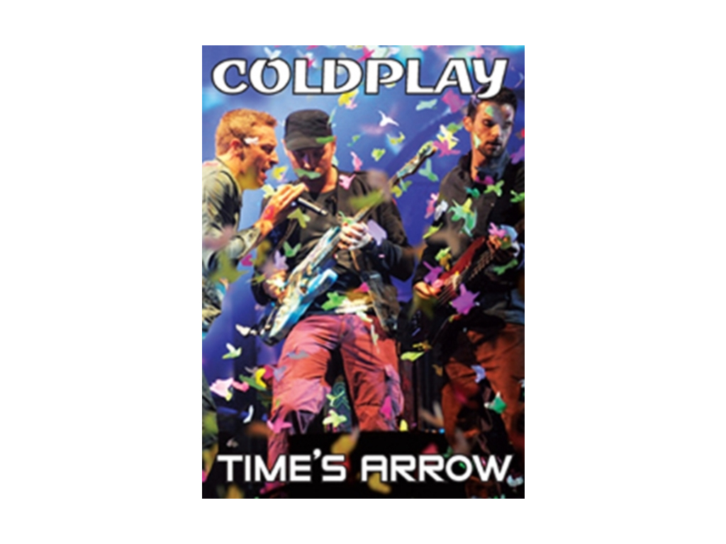 COLDPLAY - Times Arrow (DVD)