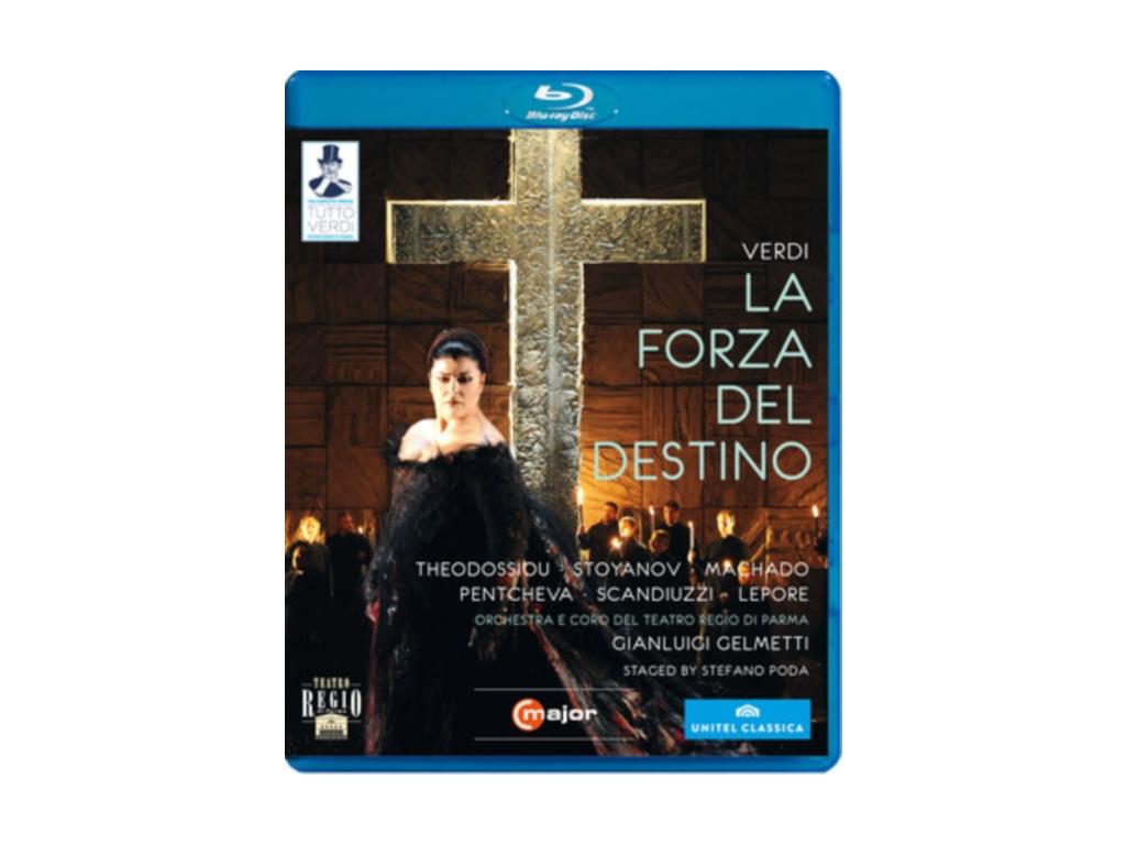 GELMETTI / ORCH PARMA - Verdi / La Forza Del Destino (Blu-ray)