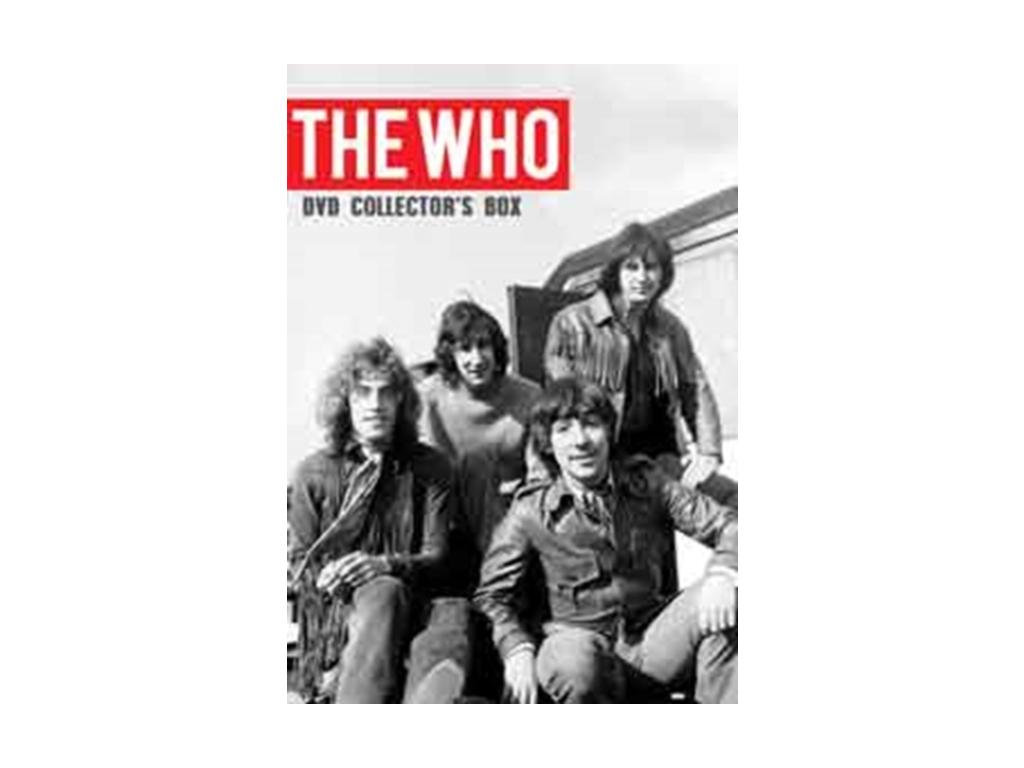 WHO - DVD Collectors Box (DVD)