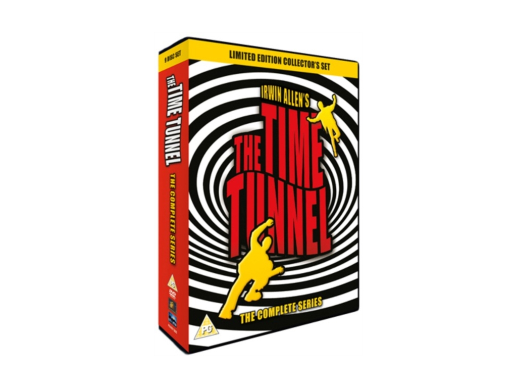 Time Tunnel Complete Series (DVD Box Set)