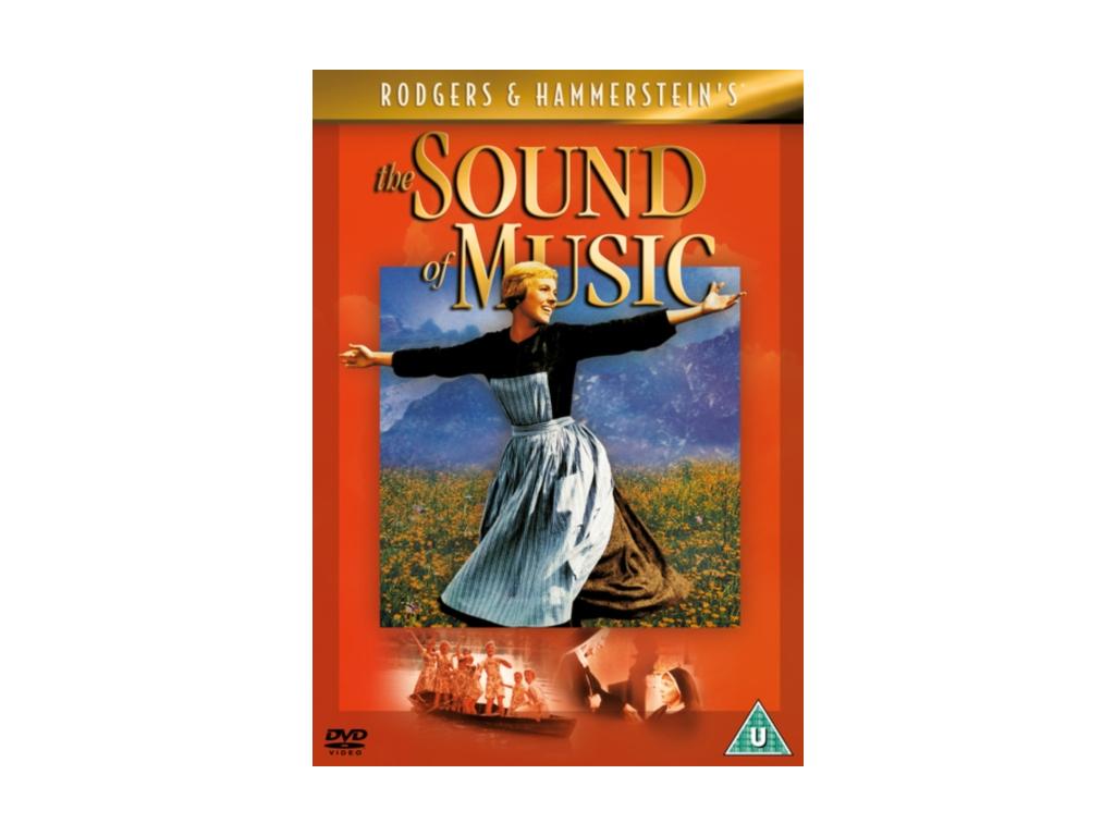 Sound Of Music  Vanilla (DVD)