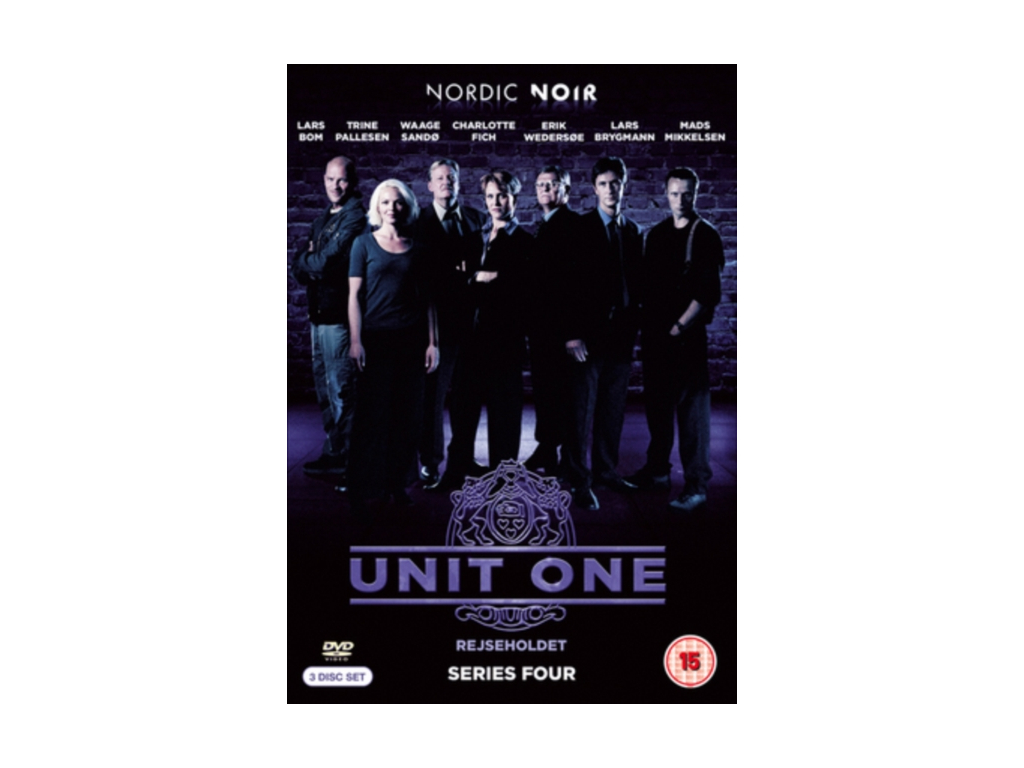 Unit One Season 4 (DVD)