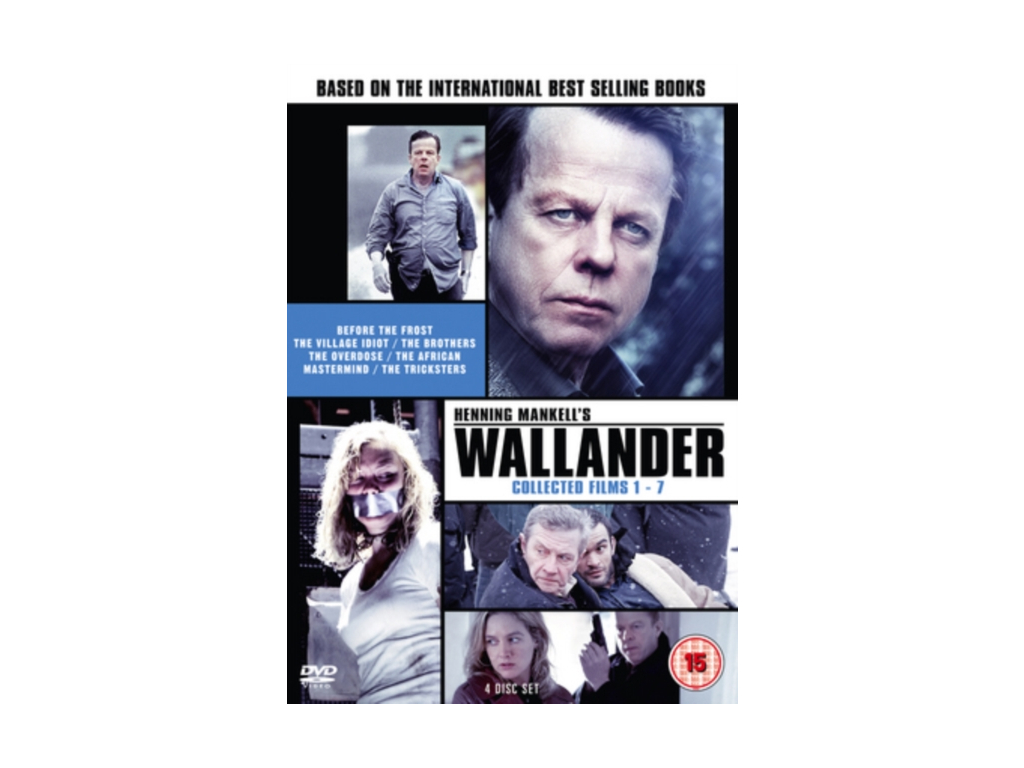 Wallander  Collected Films 17 (DVD)