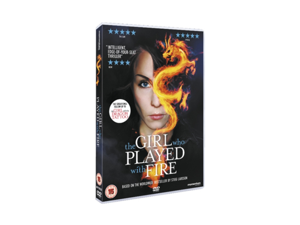 Girl Who Played With Fire (DVD)
