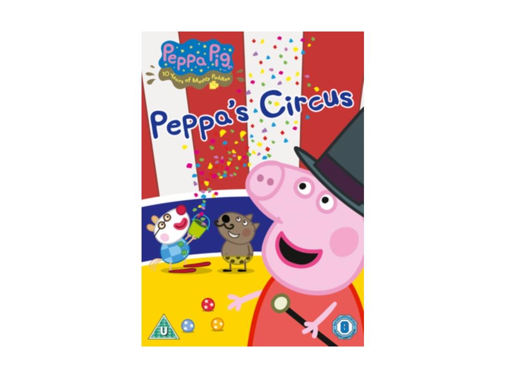 Peppa Pig Peppas Circus (DVD)