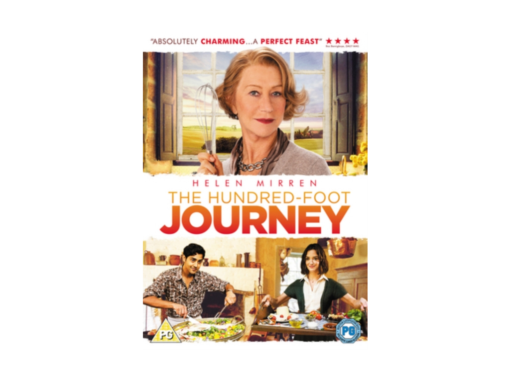 Hundredfoot Journey (DVD)