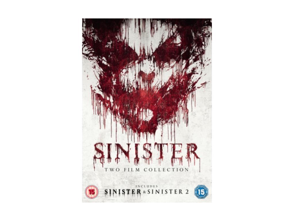 Sinistersinister 2 (DVD)