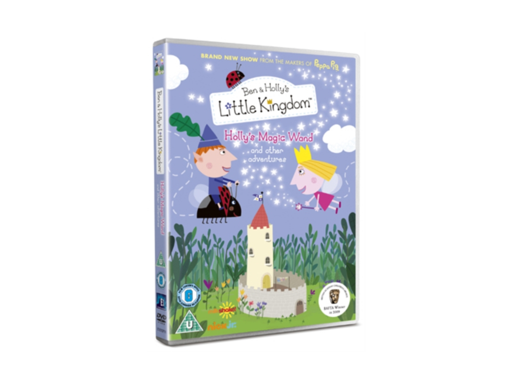 Ben And Hollys Little Kingdom Hollys Magic Wand And Other (DVD)