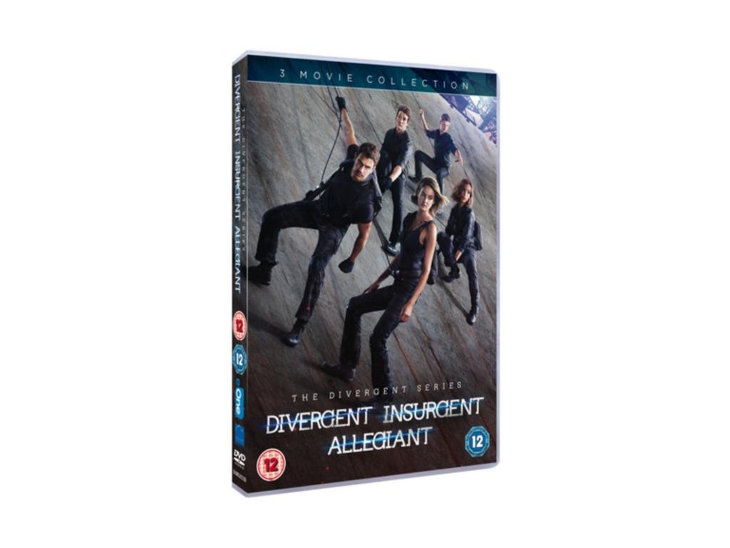 Divergentinsurgentallegiant (DVD)