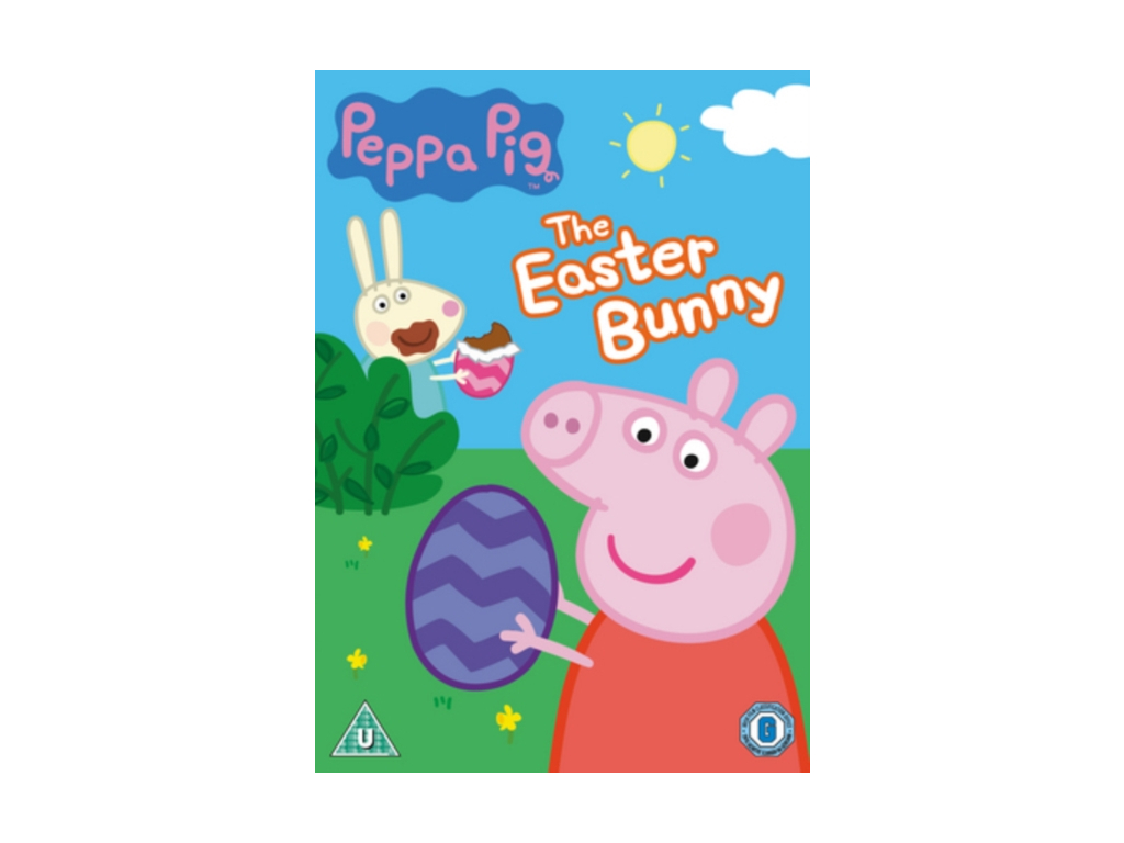 PEPPA PIG: THE EASTER BUNNY (DVD)