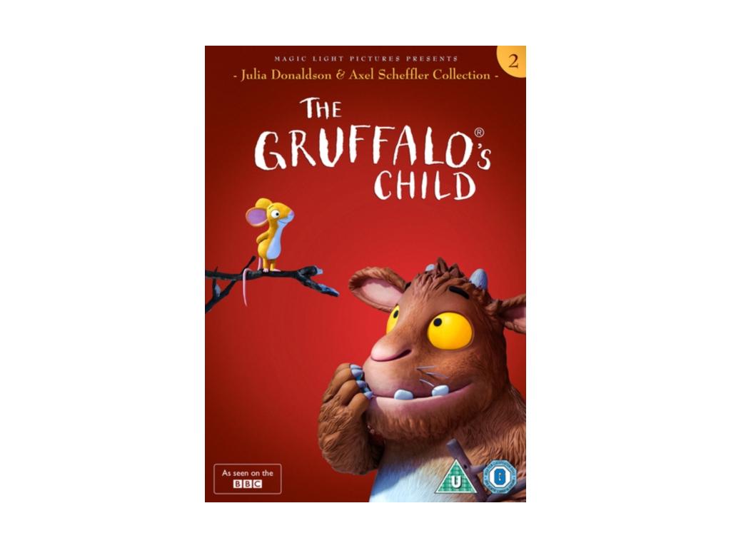 GruffaloS Child The Dvd (Julia Donaldson Collection) (DVD)
