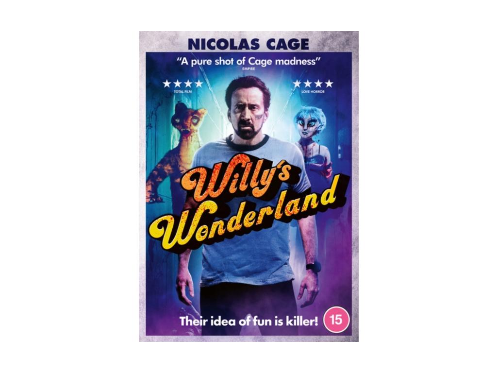 Willys Wonderland (DVD)