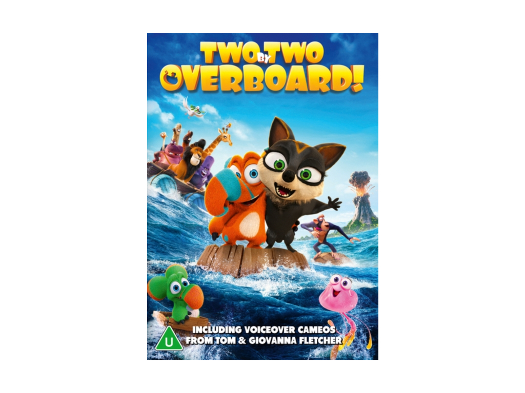 Two By Two: Overboard (DVD)
