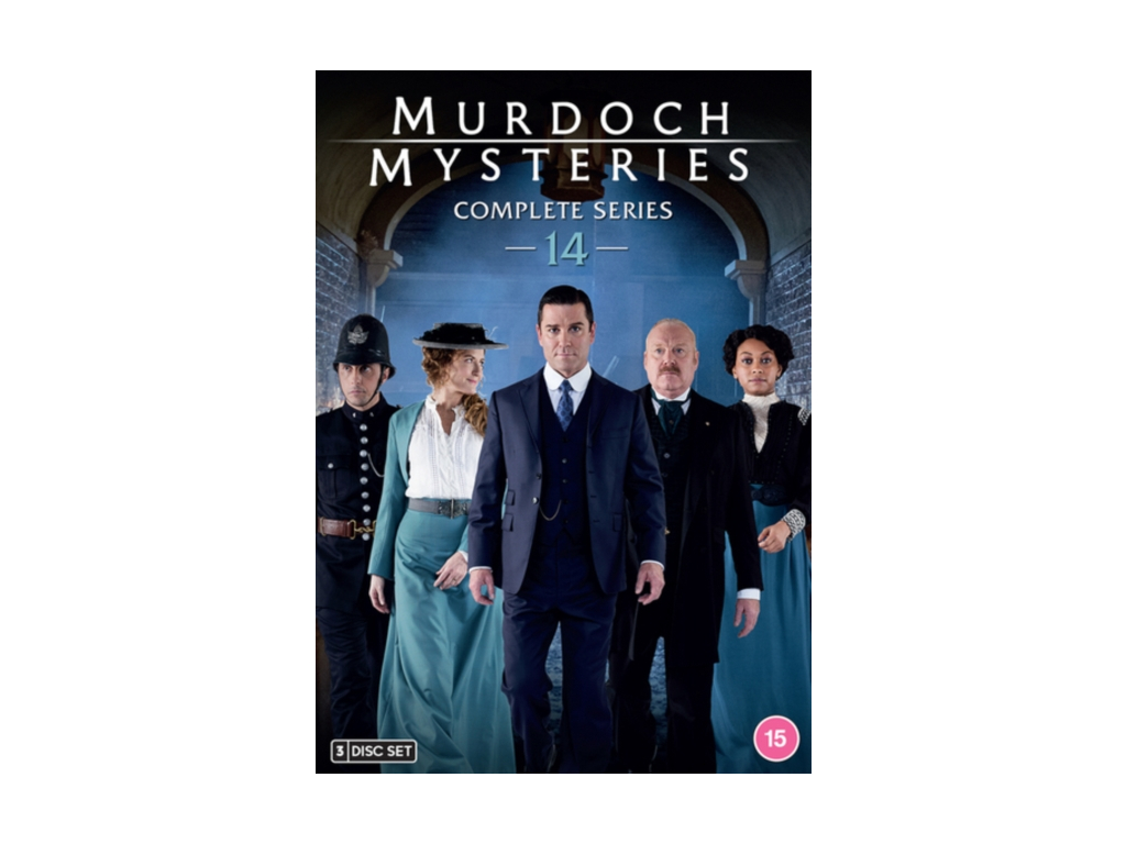 Murdoch Mysteries: Series 14 (DVD)