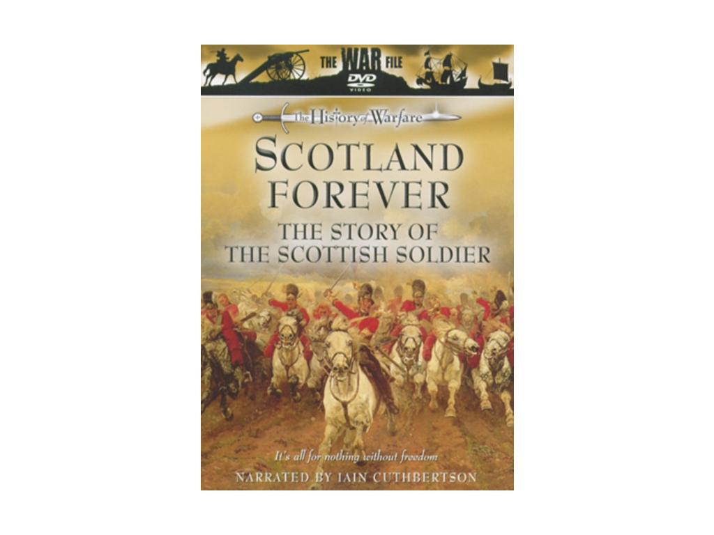 History Of Warfare - Scotland Forever DVD