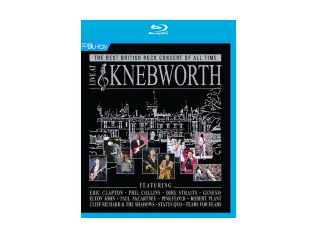 Various Artists - Live At Knebworth [2015] (Blu-ray)