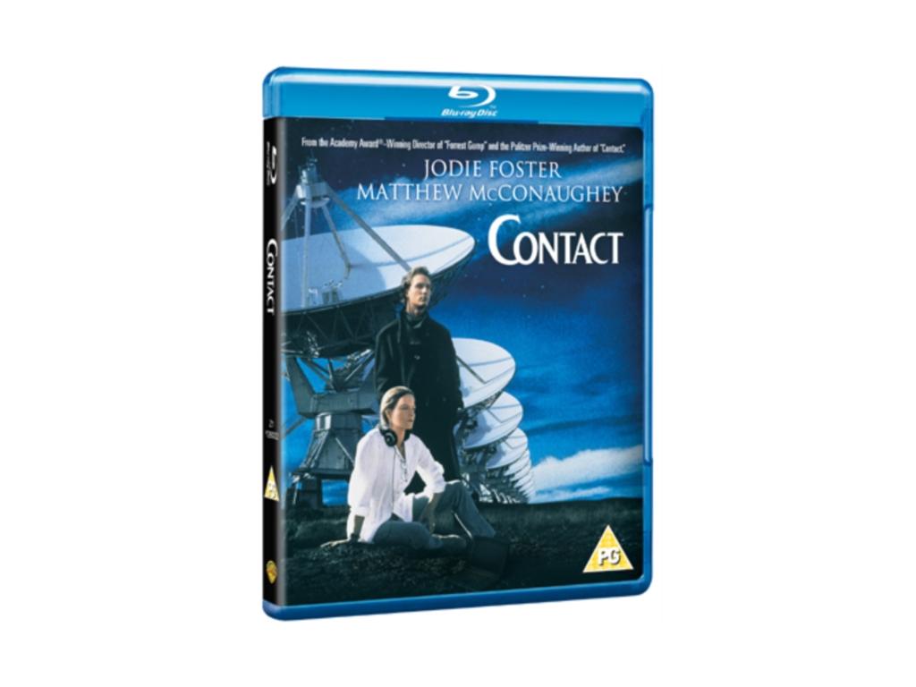Contact (Blu-Ray)