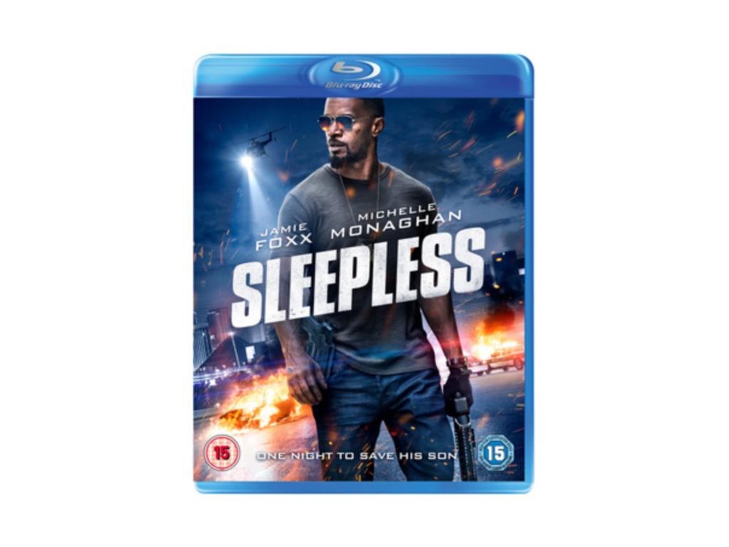 Sleepless [2017] (Blu-ray)