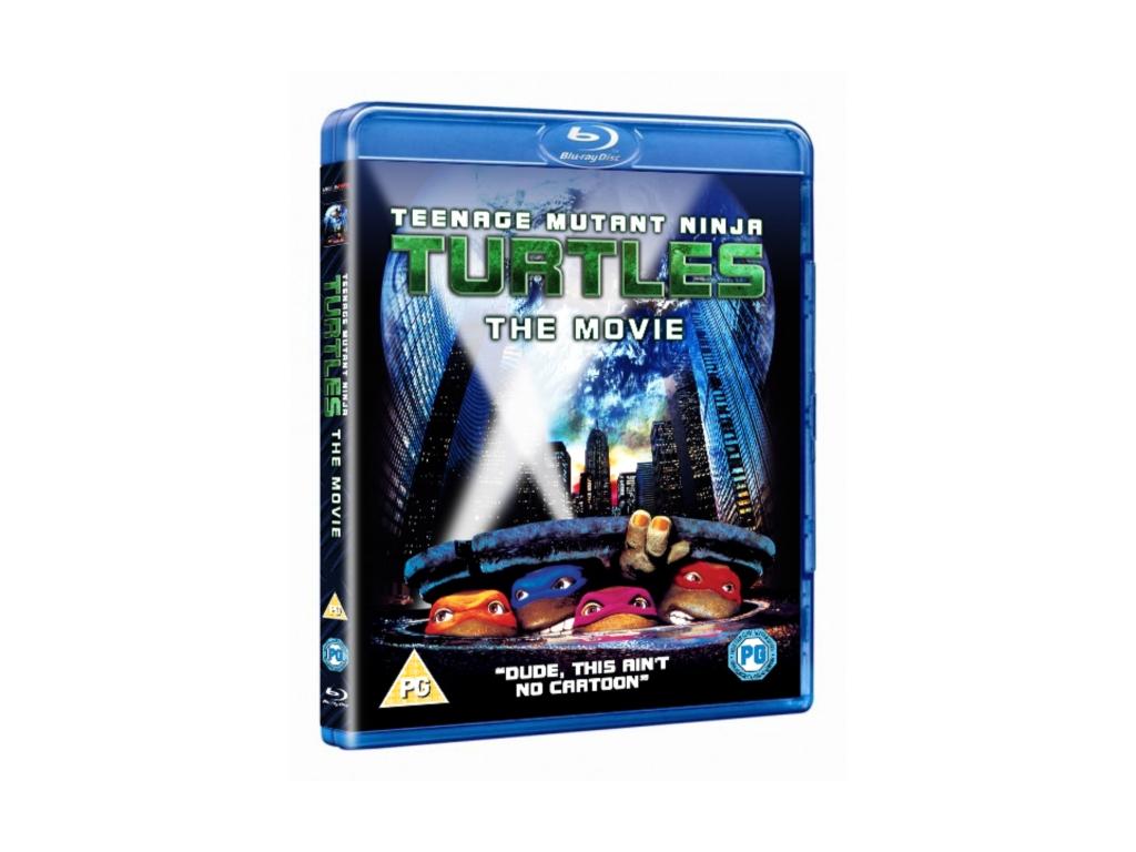 Teenage Mutant Ninja Turtles - The Original Movie (Blu ray)