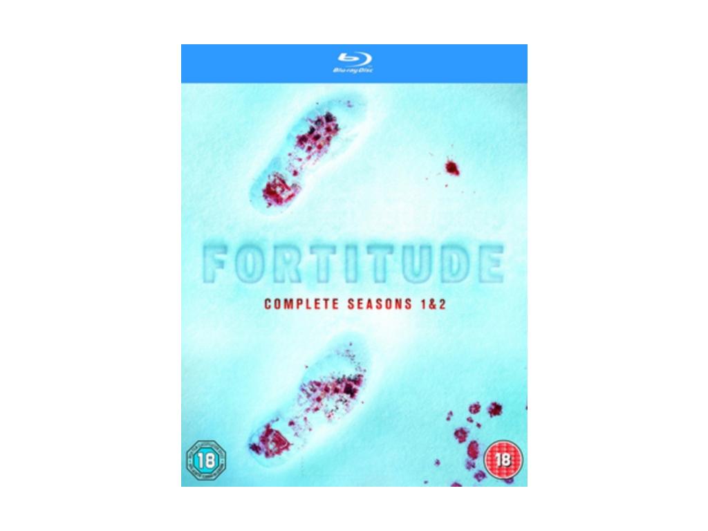 Fortitude - Season 1-2 Includes Digital Download [2017] (Blu-ray)