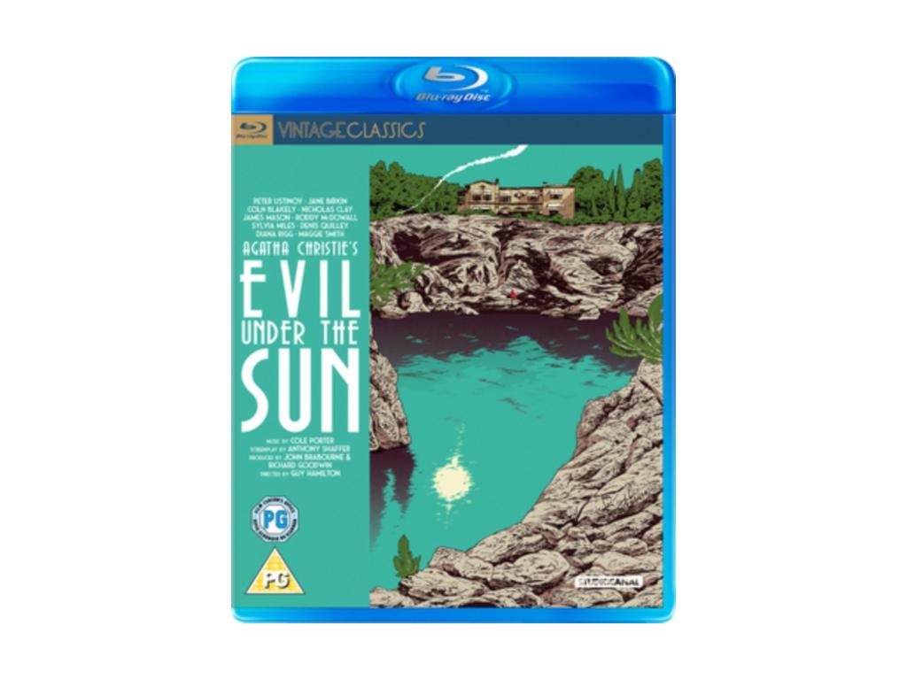 Evil Under The Sun (Blu-ray) (1982)