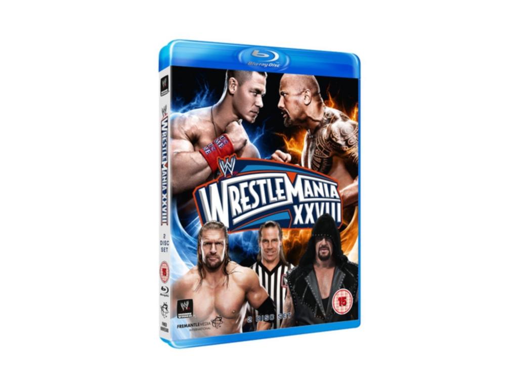 WWE: Wrestlemania 28 (Blu-ray)