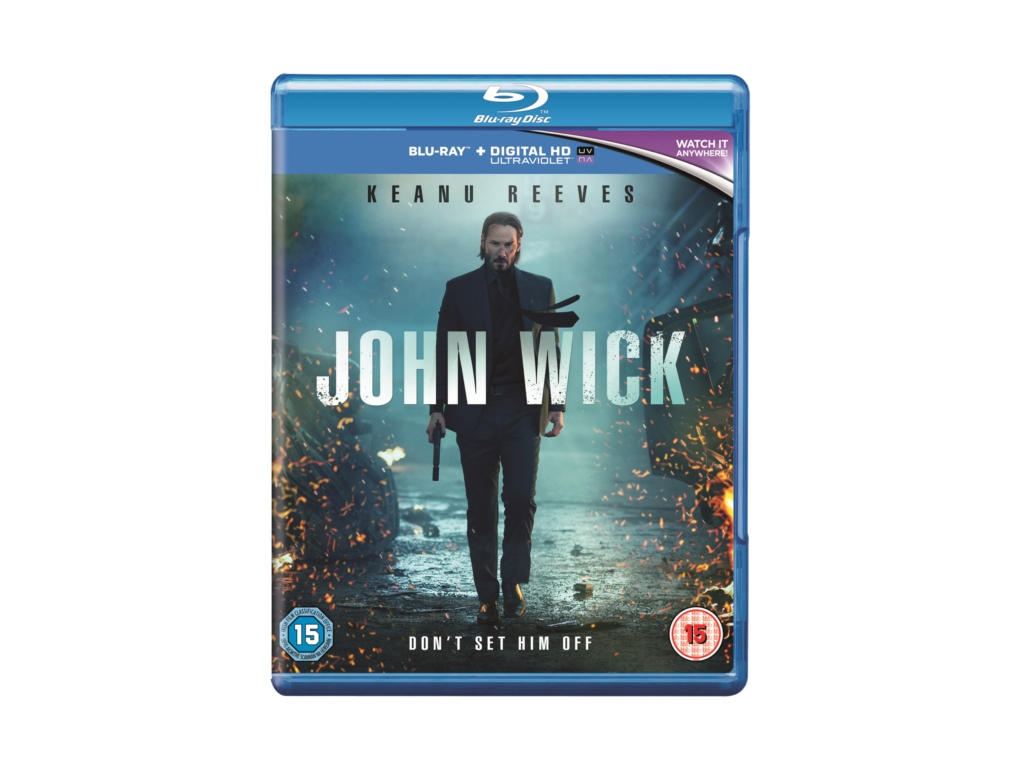 John Wick (Blu-ray)