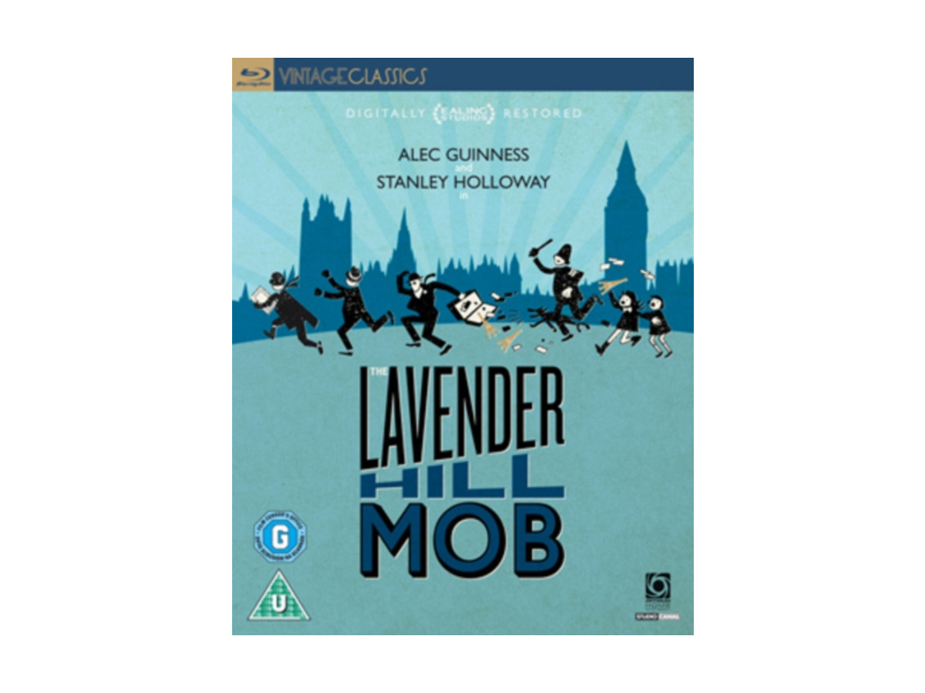 The Lavender Hill Mob (60th Anniversary Edition) (Blu-ray)
