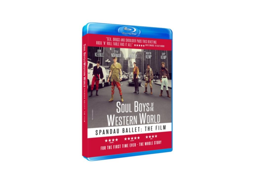 Soul Boys Of The Western World (Blu-ray)