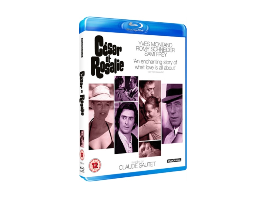 Cesar And Rosalie (Blu-Ray)