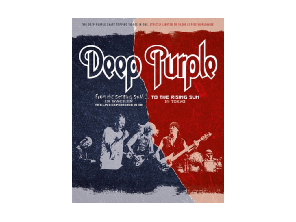Deep Purple: From The Setting Sun In Wacken... To The Rising... (Blu-ray) (Blu-ray