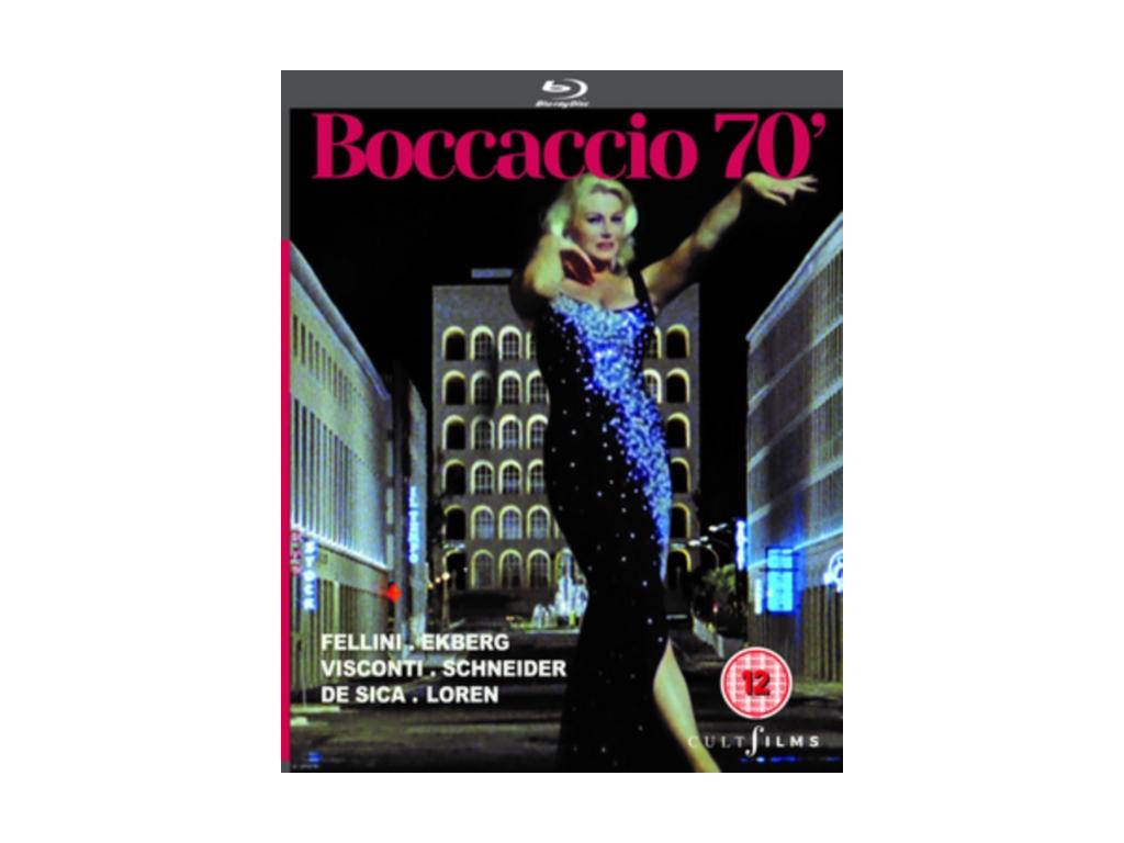Boccaccio 70' (Blu Ray) (Blu-ray)