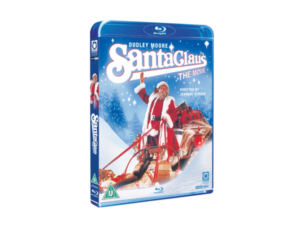 Santa Claus - The Movie (Blu-Ray)