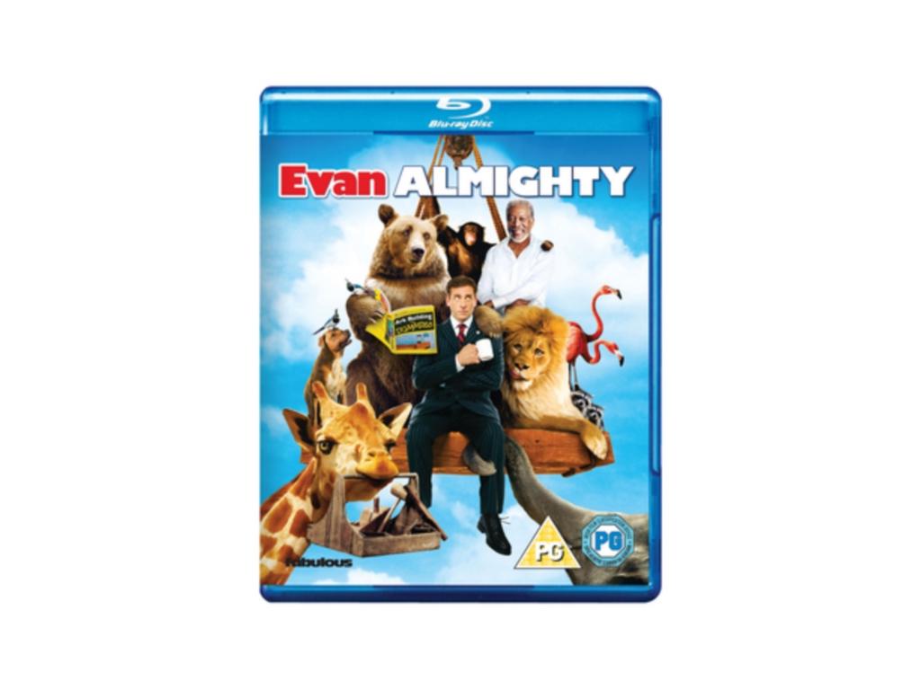 Evan Almighty (Blu-ray)