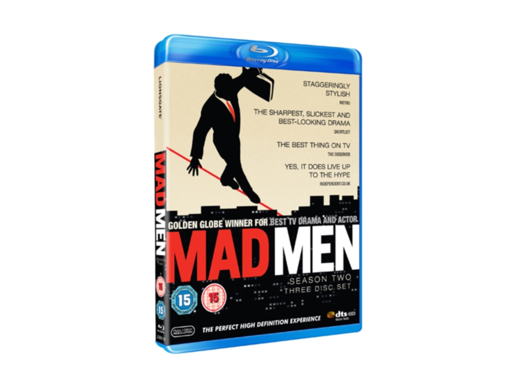 Mad Men - Season 2 (Blu-Ray)
