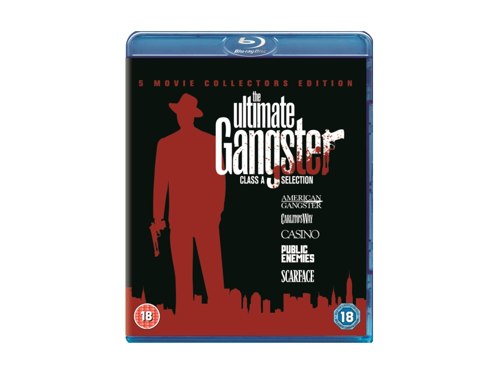 The Ultimate Gangsters - Class A Selection (Blu-Ray)