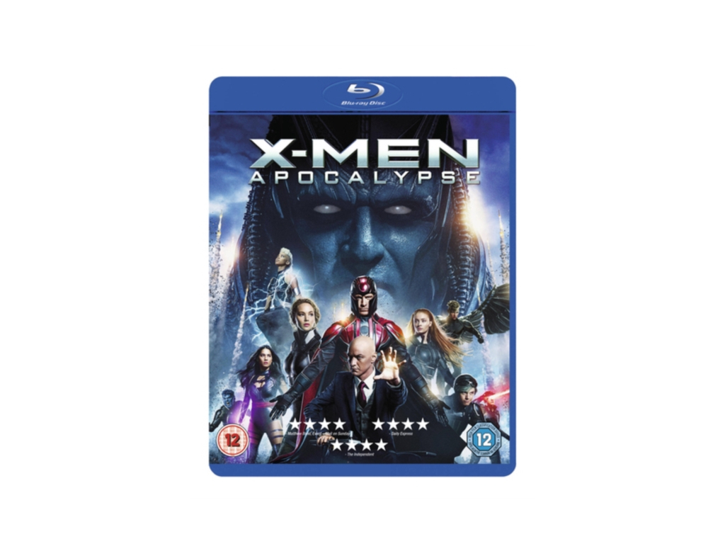 X-Men: Apocalypse (Blu-ray)