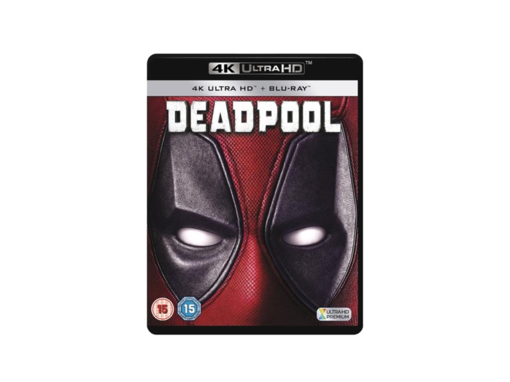 Deadpool [4K Ultra HD Blu-ray ]