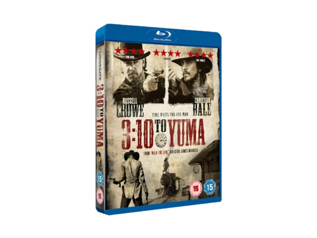3:10 To Yuma (Blu-Ray)