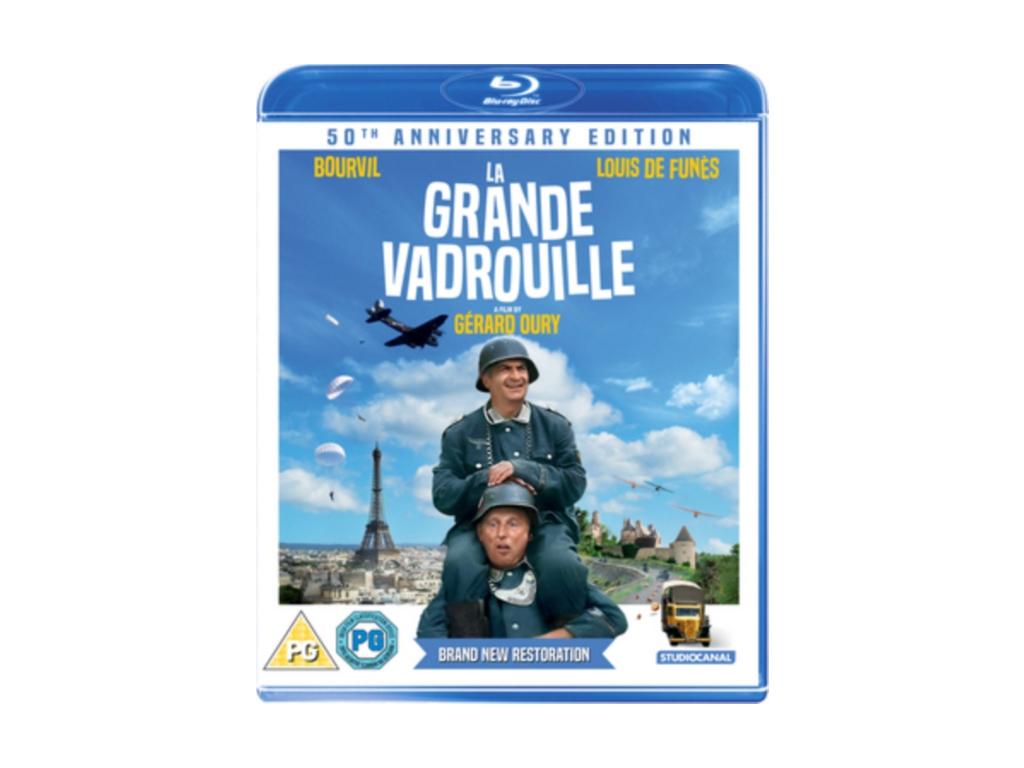 La Grande Vadrouille - 50th Anniversary Restoration [2016] (Blu-ray)
