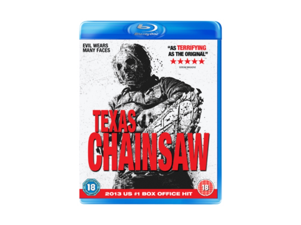 Texas Chainsaw 2013 (Blu-Ray)