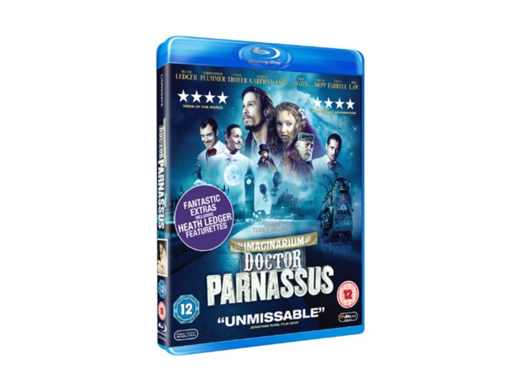 The Imaginarium of Doctor Parnassus (Blu-Ray)