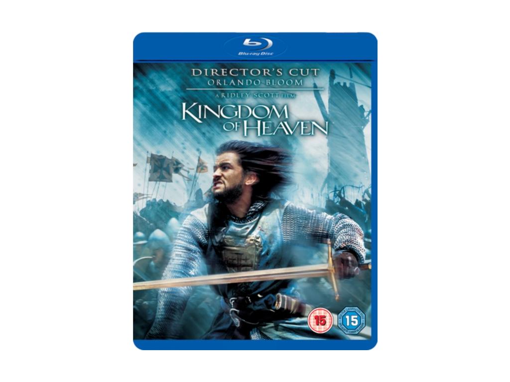 Kingdom Of Heaven (Directors Cut) (Blu-Ray)
