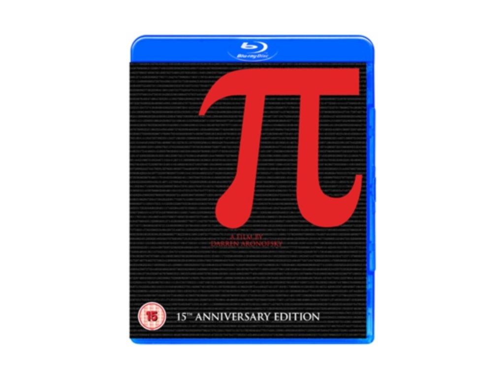 Pi - 15th Anniversary Edition (Blu-Ray)