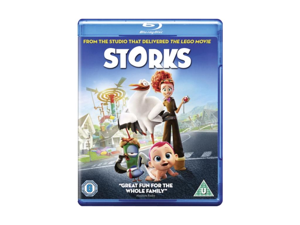 Storks [2016] (Blu-ray)