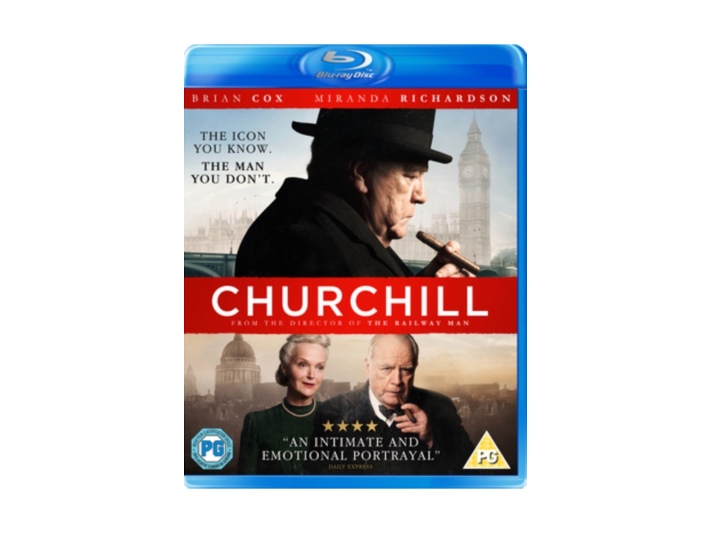 Churchill [2017] (Blu-ray)